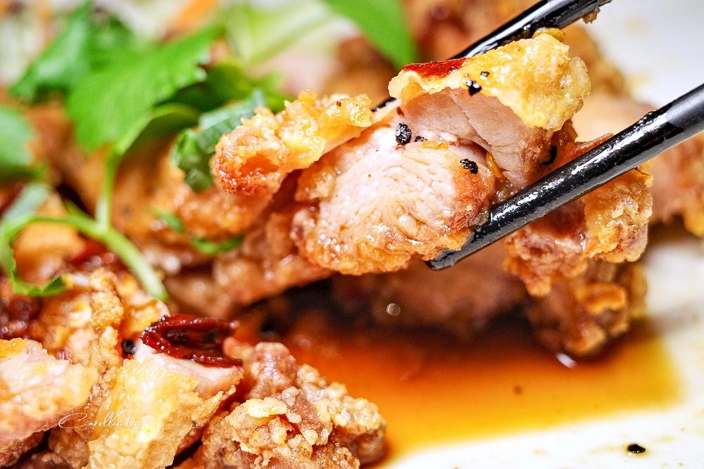 台中美食 | 泰食尚泰式餐廳大墩店 – 環境好氣氛佳,適合聚餐的平價泰國菜