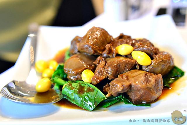 【美食】台北。木柵文山區政大《御喬庭園餐飲店》隱身山中的精緻餐廳