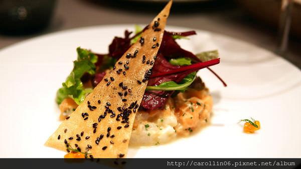 【美食】法國自由行。巴黎《Le Restaurant M64》米其林推薦美味餐廳