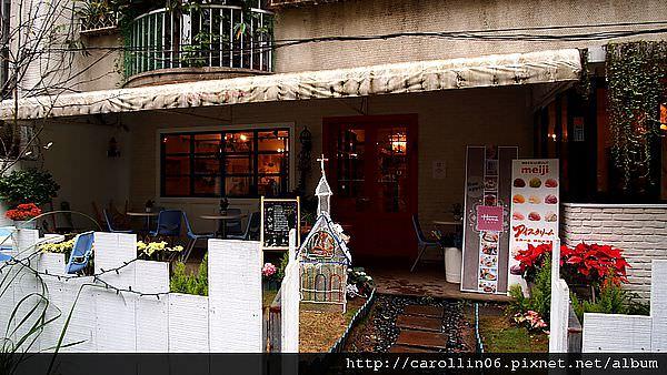 【食記】HANA CAFE 。可愛鄉村風