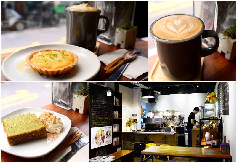 台北美食|松山區《Ratio Coffee》品味閑靜下午茶時光 cafe 咖啡 甜點蛋糕