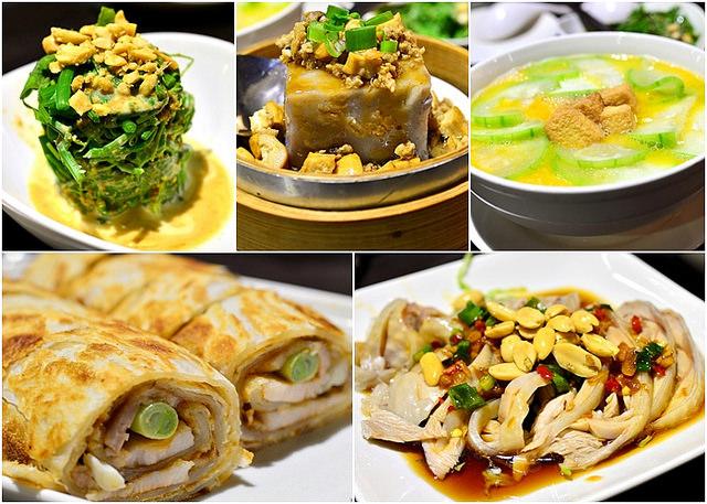 【美食】台北。中山區《六堆伙房 (中山店)》清爽版創新平價客家料理餐廳