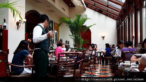 【食記】西華飯店Toscana。英式下午茶