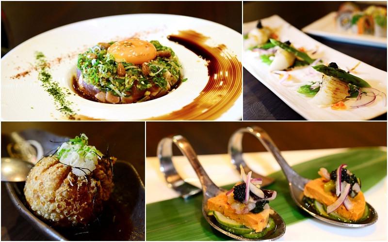 【美食】台北。大同區《匠太郎創作日本料理》台北車站 華陰街 日式料理 創意生魚片 x 壽司