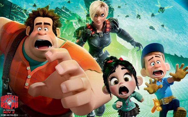 【影記】迪士尼懷舊風《無敵破壞王Wreck-It-Ralph》經典遊戲人物大集合
