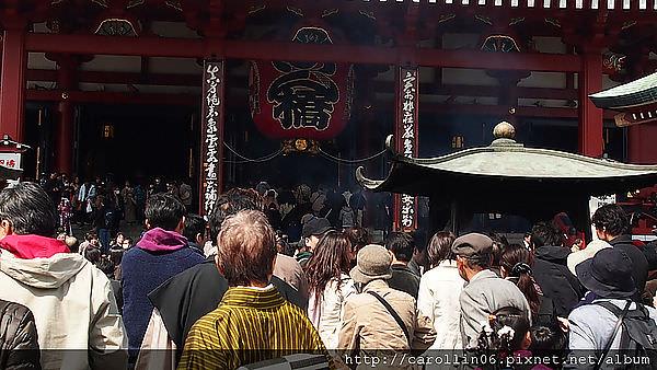 【隨興遊記】2012東京。淺草