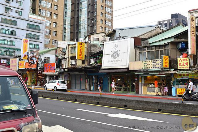 台北美食|文山景美《聞山自家焙煎咖啡館》夜市旁的老店