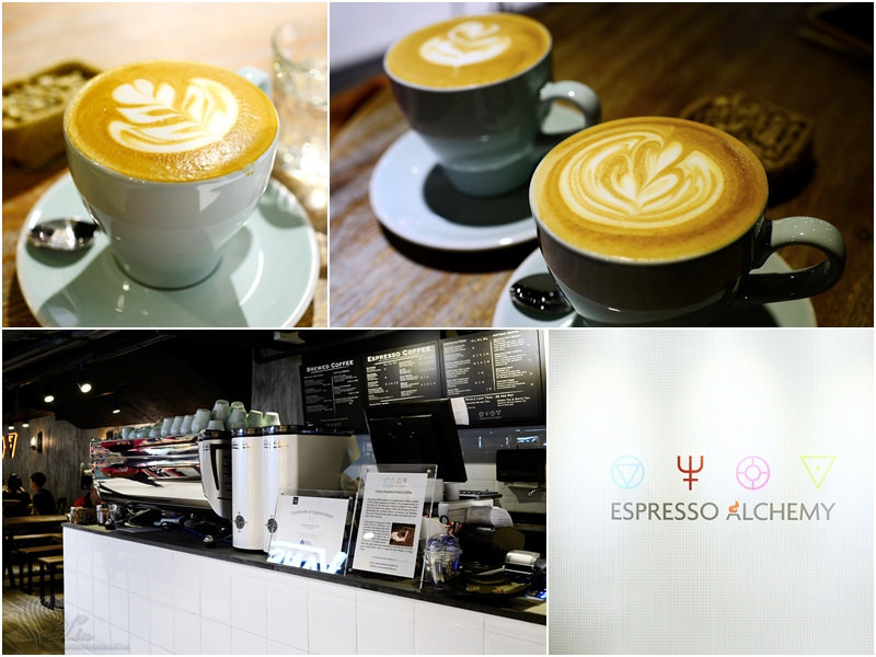 【咖啡】香港自由行。九龍尖沙嘴《Espresso Alchemy》重慶大樓 WK廣場好cafe推薦