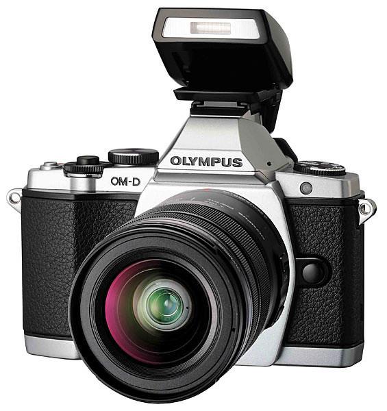 【開箱】Olympus OM-D系列 E-M5