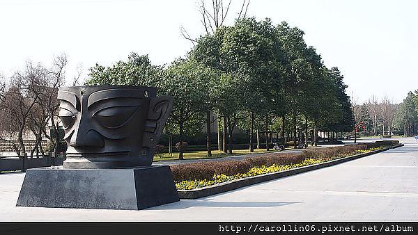 【旅遊】四川自由行。成都必訪《三星堆博物館》一窺古蜀文明