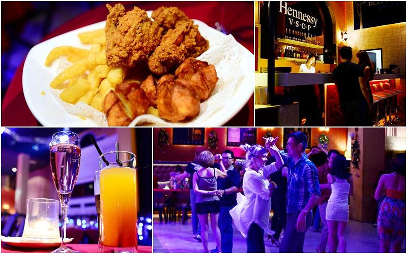 【娛樂】台北。松山區《Amigo Live House:SALSA 騷莎之夜》京華城夜生活音樂熱舞酒吧