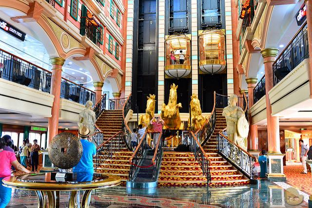 【旅遊】麗星郵輪 Star Cruises《處女星號 SuperStar Virgo》台灣香港航程