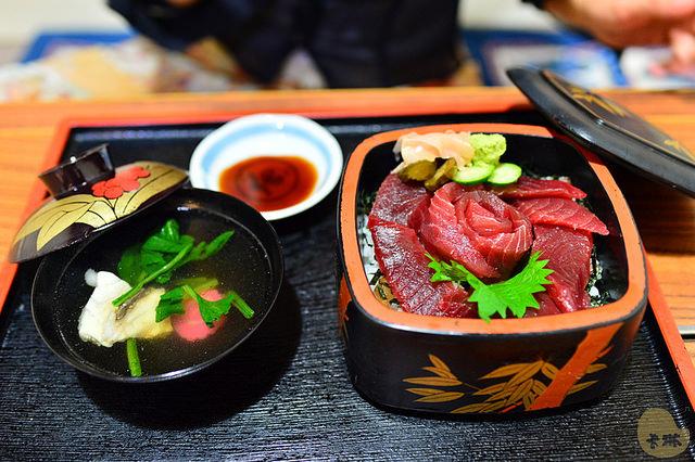 【美食】北海道自由行。東川町《笹寿し》丼飯定食套餐日式料理麵食