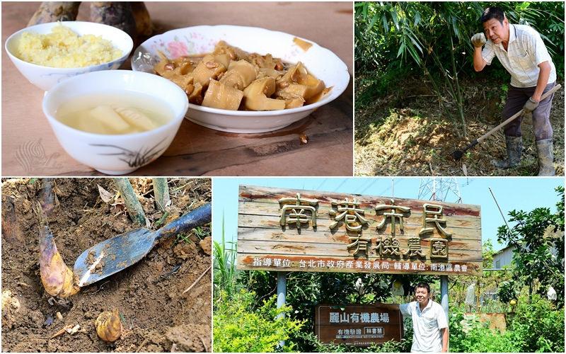 【旅遊參觀】台北。南港區《麗山有機市民農場》認證過的有機農場 南港市民有機農園 (須電話約時間)