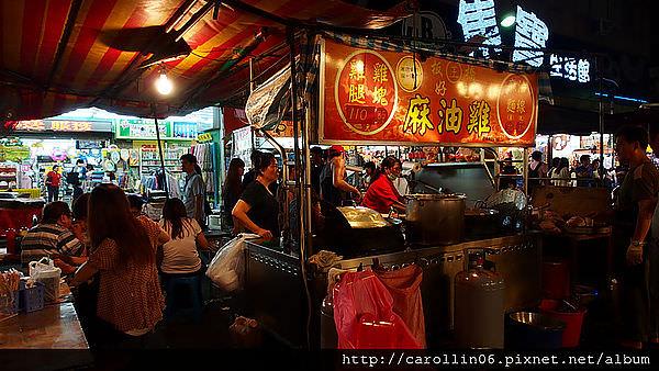 【食記】新北市。板橋區《南雅夜市》麻油雞麵線 土虱 臭豆腐 拼命吃吃吃!!!