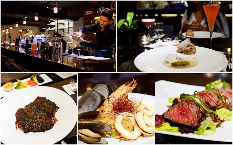 【美食】台北。大安區《Villa.like Bistro 悅禾莊園 義法餐酒館》東區美食 Cafe x  Lounge Bar