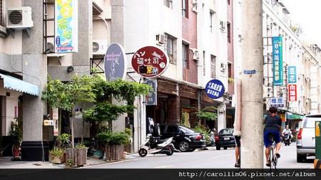 【食記】身兼中途之家  台南  貓吐司堡專賣店