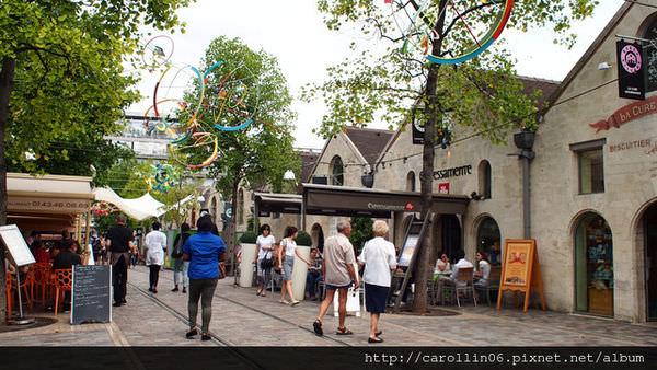 【旅遊】法國自由行。巴黎《貝西區 Bercy & 貝西村 Bercy Village》