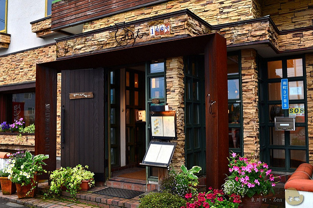 【咖啡】北海道自由行。東川町《ギャラリー Zen cafe》藝廊咖啡藝術館