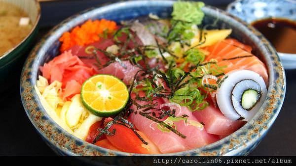 【食記】《海人刺身丼飯專賣店》公館店