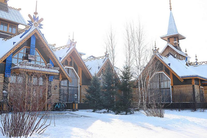 【旅遊】黑龍江自由行。哈爾濱《伏爾加莊園 Harbin Volga Manor》冰城必訪 俄羅斯風情主題景點推薦