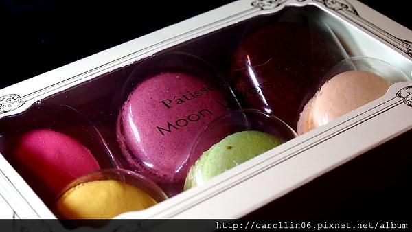 【開箱食記】台中。月の戀人Moon Lovers 馬卡龍Macaron