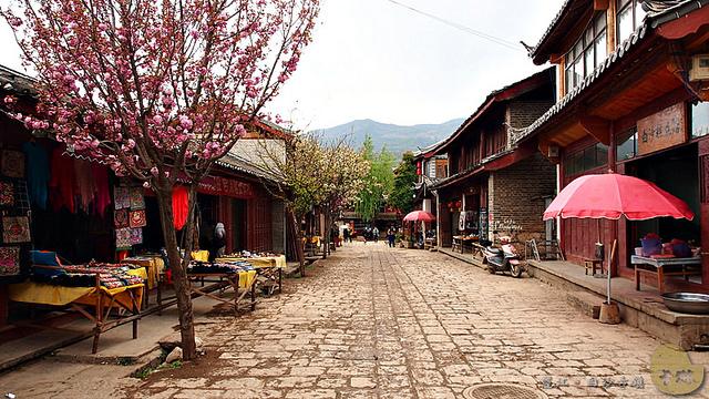【旅遊】雲南自由行。麗江《白沙古鎮》流連古樸歲月