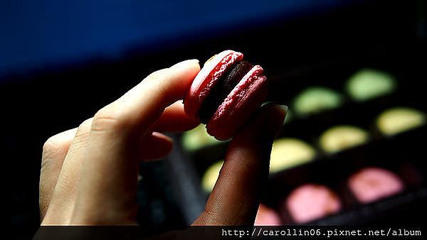 【開箱食記】迷你馬卡龍《BonBons de Chocolat 》