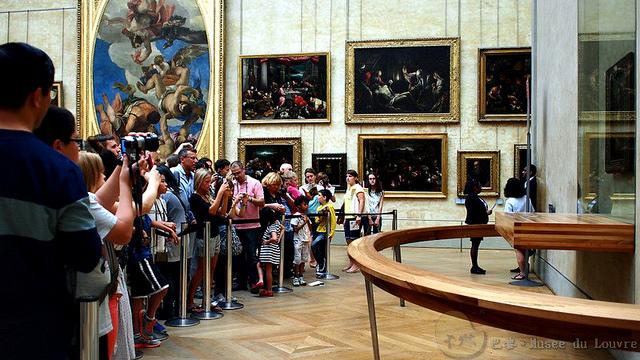 【旅遊】法國自由行。巴黎必訪!《羅浮宮 Musée du Louvre》繪畫 & 珍寶工藝品篇