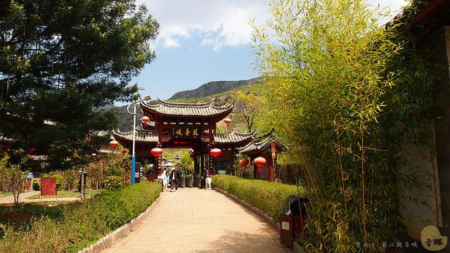 雲南旅遊景點 | 麗江 《觀音峽》茶馬古道關口