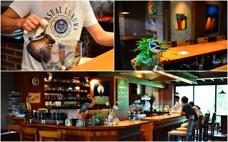 宜蘭美食   《哥倫布義大利咖啡館》知性感性薈萃 人文咖啡廳