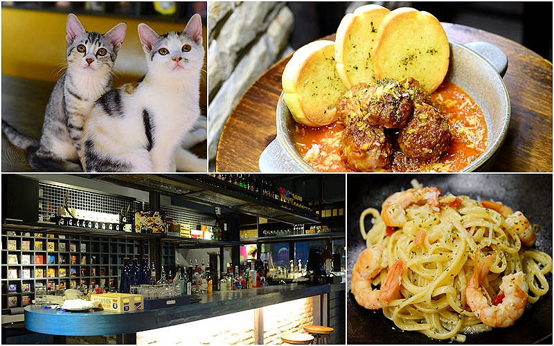 【美食】台北。信義區《WAKE n' BAKE》捷運市府站 義大利麵 x 小酒館餐廳
