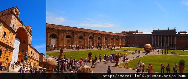 【遊記】《梵蒂岡美術館》義大利羅馬 ROMA 自由行 DAY5