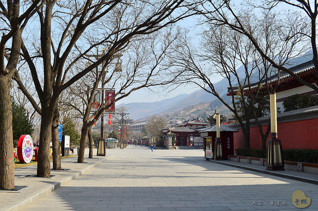 【旅遊】陝西自由行。西安《華清池》歷代帝王御用溫泉湯屋歷史遺址