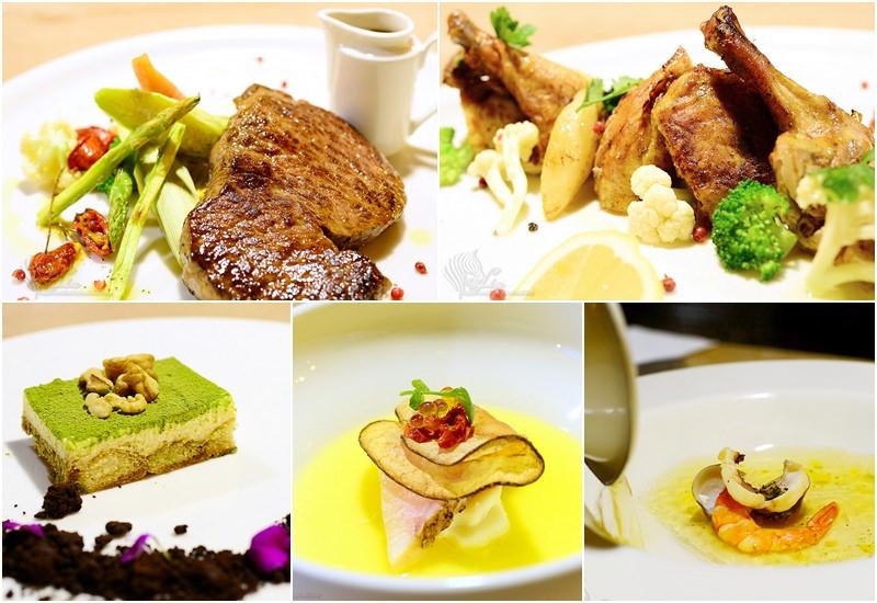 【美食】台北。中山區《Le ARYENNE 義法餐酒》法式料理 x 義式料理 精緻主廚套餐