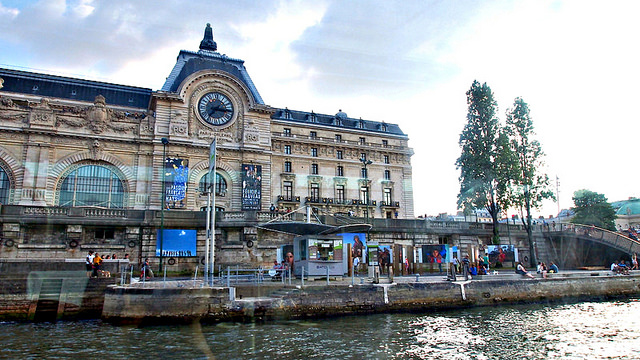 【旅遊】法國自由行。巴黎《奧賽美術館 Musée d'Orsay》法國三大藝術館之一