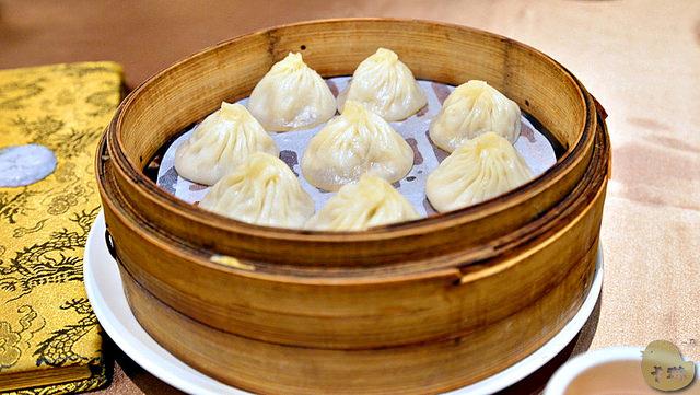 【食記】首都大飯店《豫園上海湯包館》