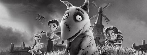【影記】黑白3D《科學怪犬》提姆波頓睽違七年重返動畫
