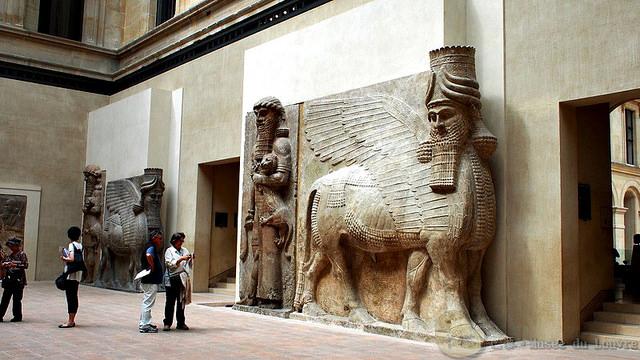 【旅遊】法國自由行。巴黎必訪!《羅浮宮 Musée du Louvre》東方 & 伊斯蘭藝術篇