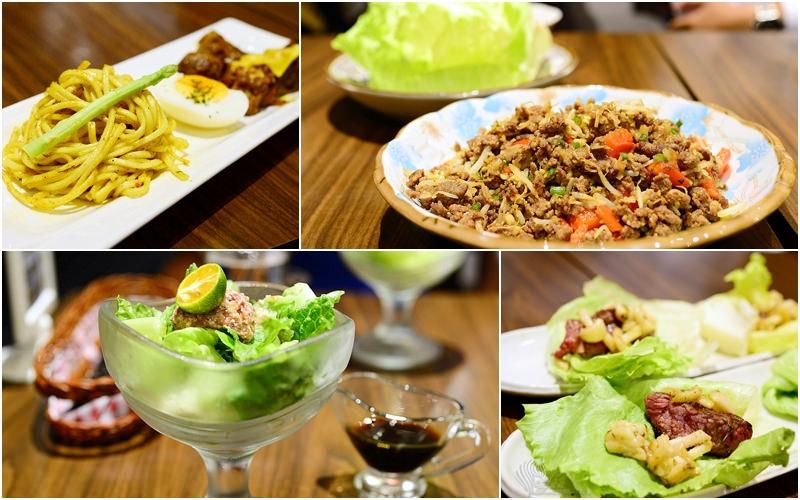 【美食】台北。大安區信義安和《徠一咖啡》來自香港的複合港式美味無菜單料理