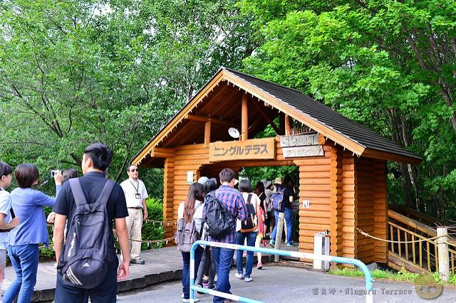 【旅遊】北海道自由行。富良野北の峰《森林精靈露臺 ニングルテラス》日劇取景美麗風景