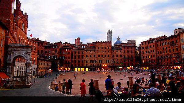 【遊記】托斯卡尼中古山城《Siena》