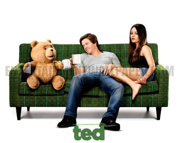 【影記】熊寶寶大崩壞《熊麻吉 TED》美夢從此變惡夢