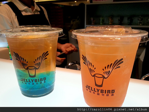 【試喝試吃】用吃的QQ酒《Jellybird》果凍酒、果凍調酒