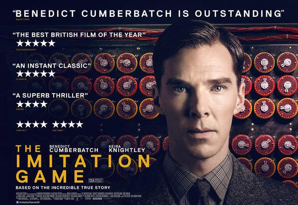 【電影】二戰英雄《模仿遊戲 The Imitation Game》被遺棄的不凡成就