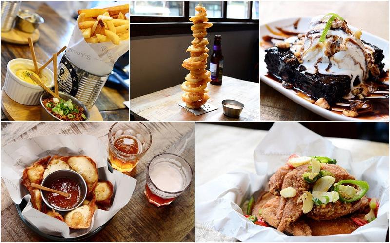 【美食】台北。大安區《RHODY'S Bar & Restaurant》東區美式餐廳 國內外精釀啤酒 x 炸雞薯條 x 漢堡三明治 (歇業)