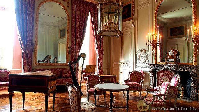 【旅遊】法國自由行。巴黎必訪!《凡爾賽宮  Château de Versailles》庭園離宮番外篇