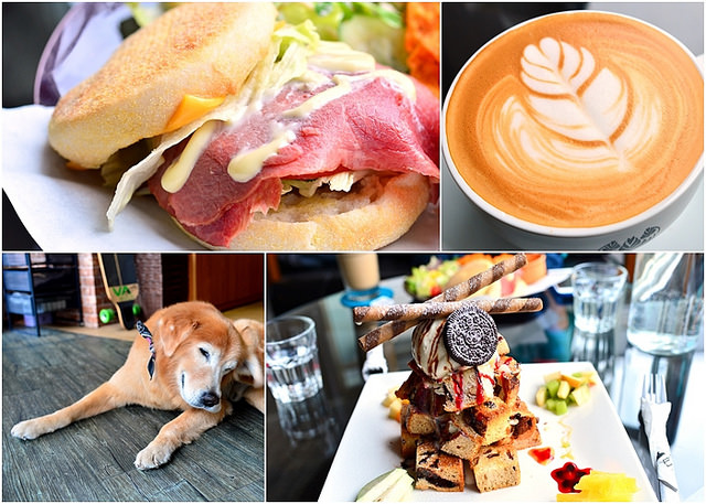 宜蘭美食 | 羅東《好好Kaffe》下午茶 x 輕食甜點咖啡館 寵物友善餐廳  歡迎毛小孩