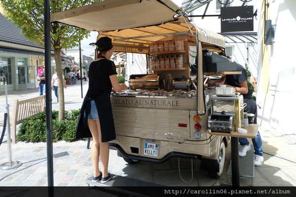 【美食】法國自由行。巴黎《Amorino》小天使花朵花瓣冰淇淋